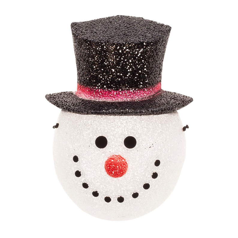 Snowman Holiday Christmas Porch Light Covers