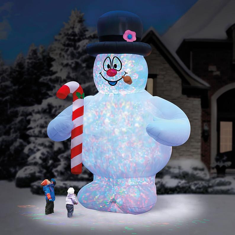 Snowman Lightshow
