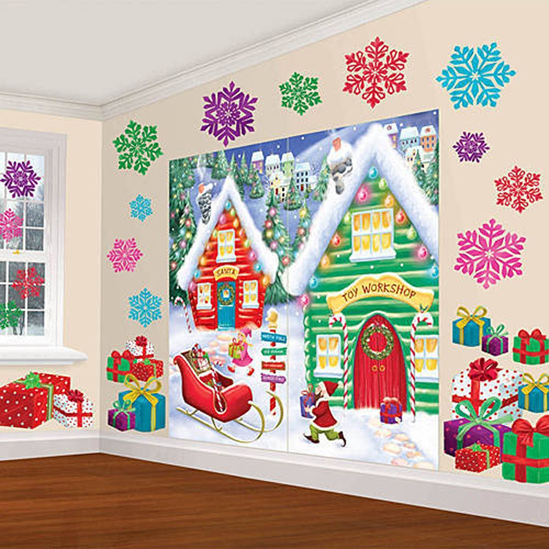 Winter Wonderland Christmas Party North Pole