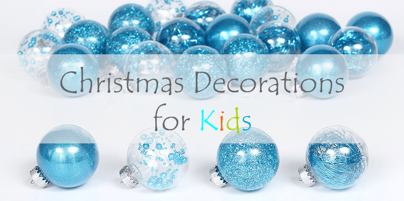 Christmas decorations for kids 2017/2018