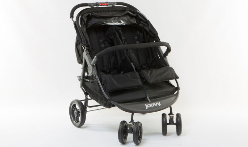 Joovy Scooter X2 Double Stroller is one of the best double strollers