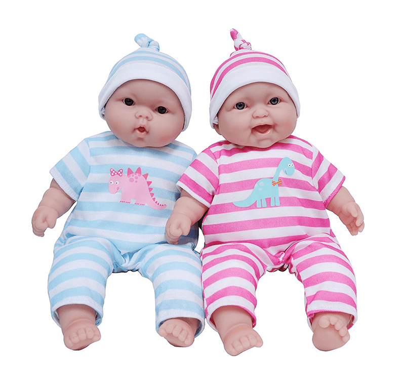 Baby Soft Doll Soft Body Twins Designed