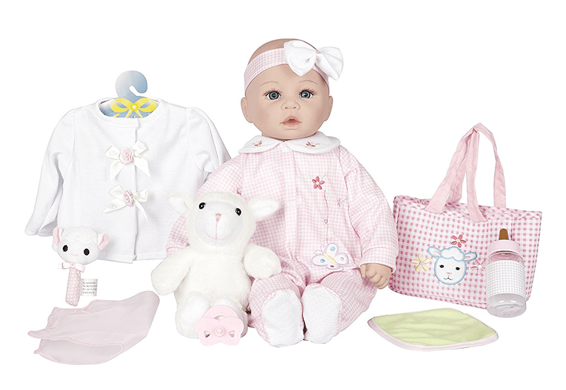 Collector Baby Doll Playset