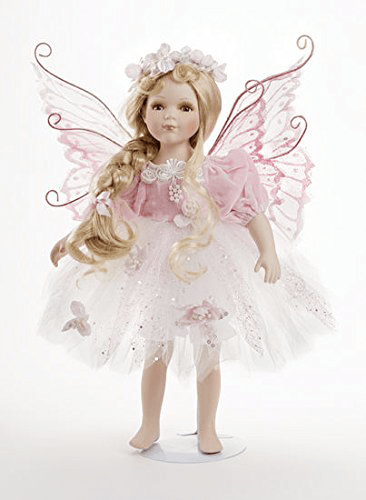 Delton Products Porcelain Fairy