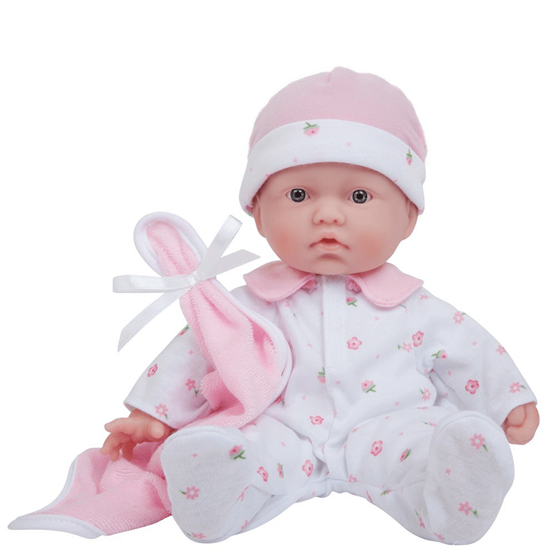 La Baby 11 inch Washable Soft Body Play Doll For Children