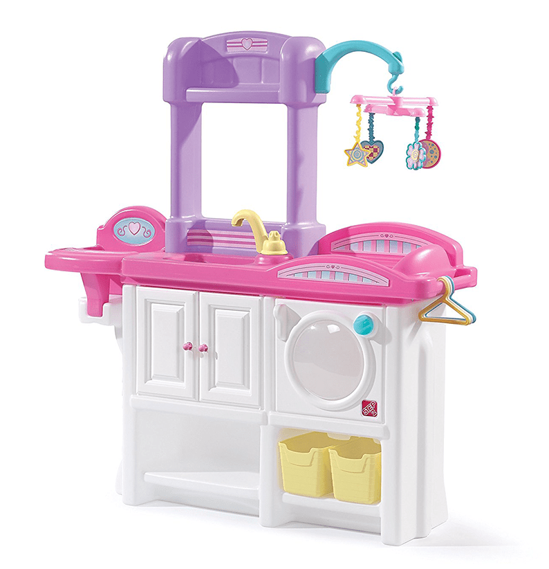 Love and Care Deluxe Nursery Playset