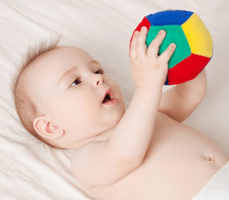 Soft ball baby