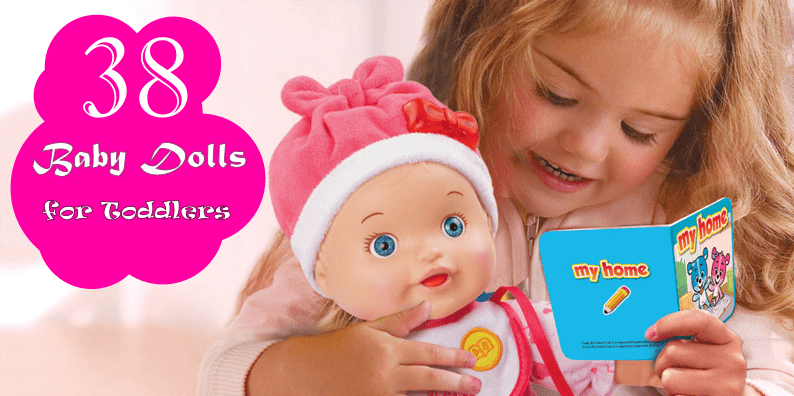 Best baby dolls for toddlers in 2018