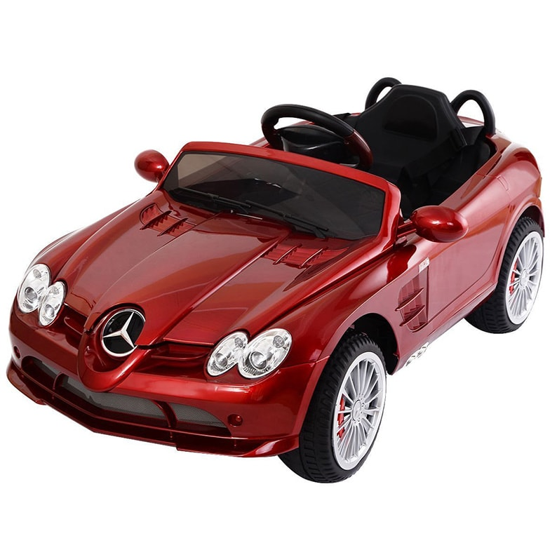 18 best ride on cars with remote control toytico for Mercedes benz ride on