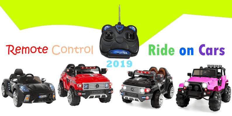 e0730166c564 18 BEST Remote Control Ride on Cars [2019] - ToyTico